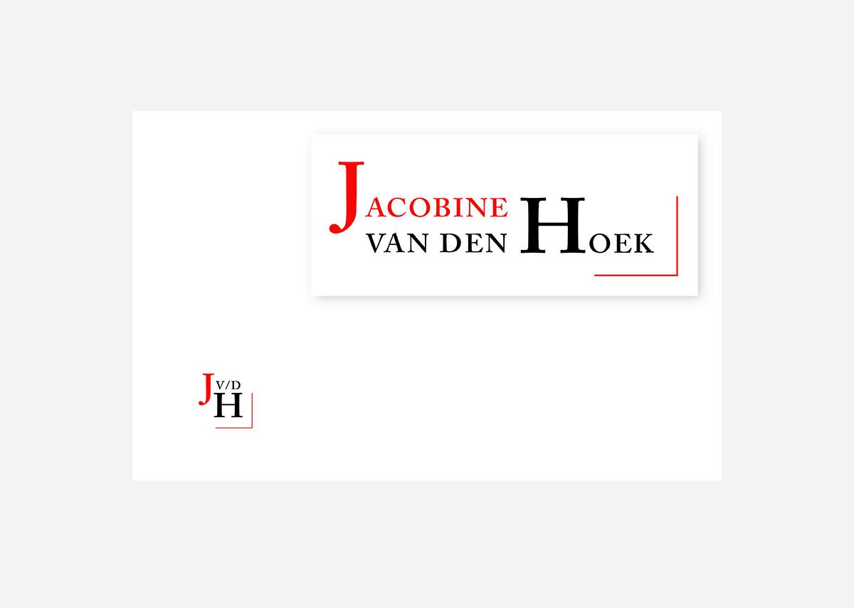Logo Design Jacobine van den Hoek
