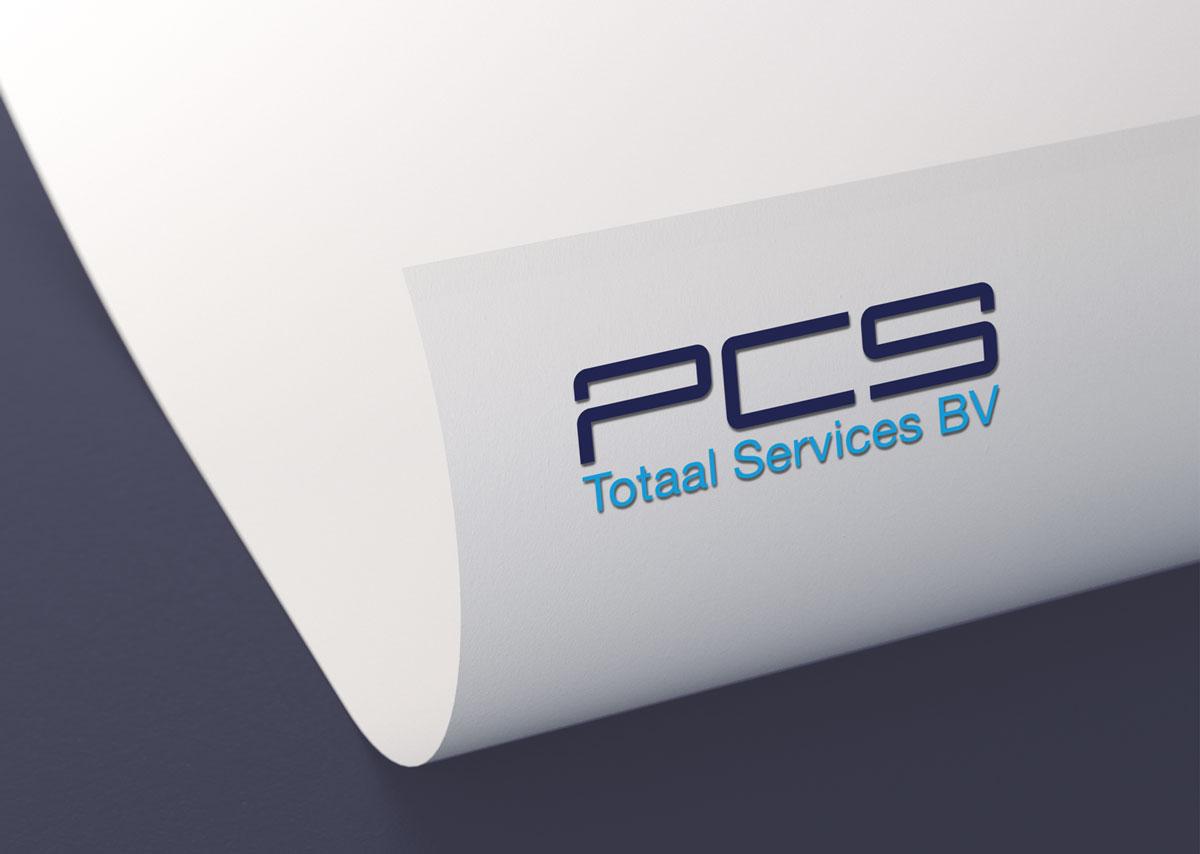 Logodesign PCS Totaalservices BV